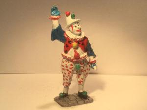 A Victorian Clown
