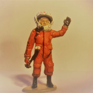 Major Uri Gagarin USSR Cosmonaut
