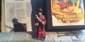 Fu Manchu Handmade Figure