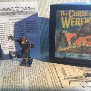 Werewolf Collectable Handmade Figures